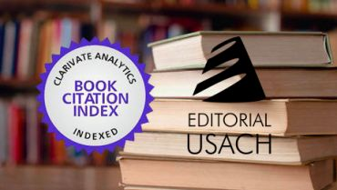 Editorial USACH ofrece por primera vez la posibilidad de indexar libros académicos